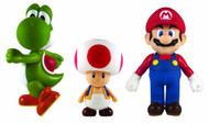 Super Mario 5-In Action Figure Assortment -- DEC111729