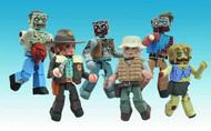 Walking Dead Minimates Ser 1 Assortment -- APR121687