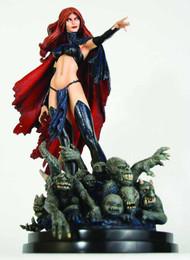Madelyne Pryor Statue -- DEC111732