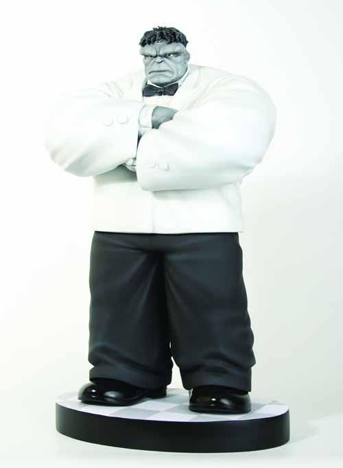 Mr Fixit Hulk Statue -- DEC111733