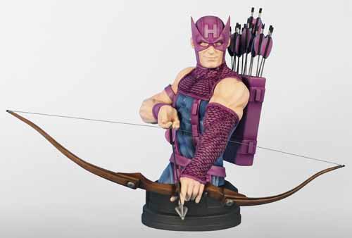 Gentle Giant Hawkeye Mini-Bust -- DEC111736