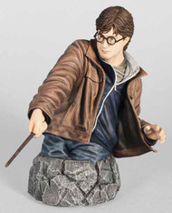 Harry Potter Deathly Hallows Mini-Bust -- DEC111741