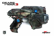 Gears Of War 3 Cog Snub Pistol Replica -- DEC111750