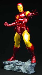 Iron Man Classic Avengers Fine Art Statue -- DEC111751