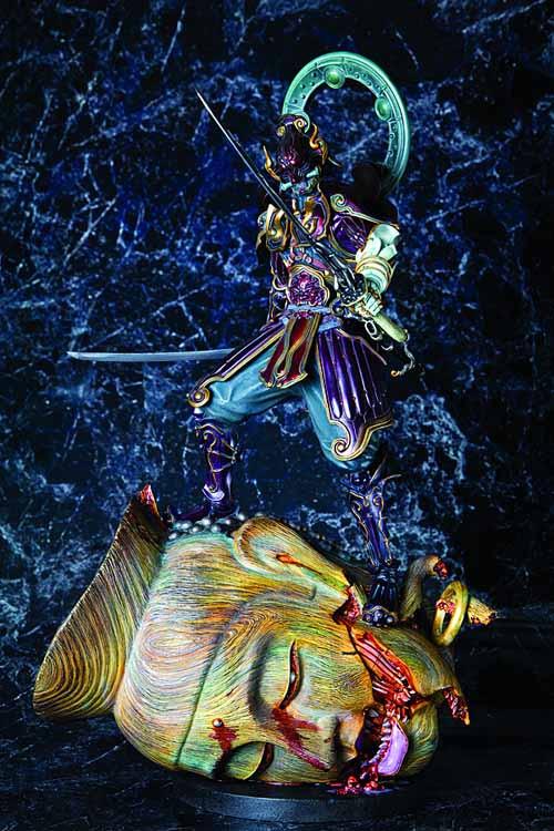 Tekken Yoshimitsu Fine Art Statue -- DEC111752