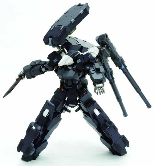 Frame Arms Xfa-01 W2 Specter Mdl Kit -- DEC111757