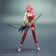 Final Fantasy XIII-2 Play Arts Kai Serah Action Figure -- DEC111772