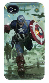 Captain America War iPhone 4/4S Barely There Case -- DEC111901