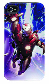Iron Man Flyby iPhone 4/4S Barely There Case -- DEC111903