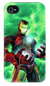 Iron Man Arc Energy iPhone 4/4S Barely There Case -- DEC111904