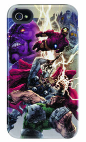 Thor Thunder God iPhone 4/4S Barely There Case -- DEC111909