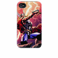 Thor Hammer iPhone 4/4S Barely There Case -- DEC111910