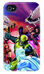 X-Men Battle iPhone 4/4S Barely There Case -- DEC111912