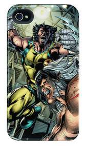 X-Men Best There Is iPhone 4/4S Barely There Case -- DEC111913