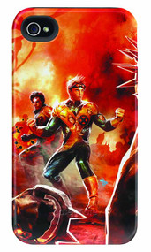 X-Men Surrounded iPhone 4/4S Barely There Case -- DEC111914