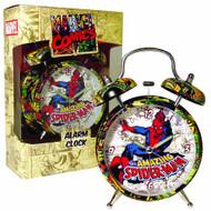 Marvel Spider-Man 4In Alarm Clock -- DEC111920