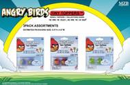 Angry Birds 3-Pk Tiny Topper 12-Pc Assortment -- DEC111988