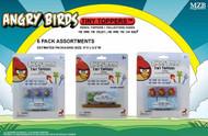 Angry Birds 6-Pk Tiny Topper 6-Pc Assortment -- DEC111989