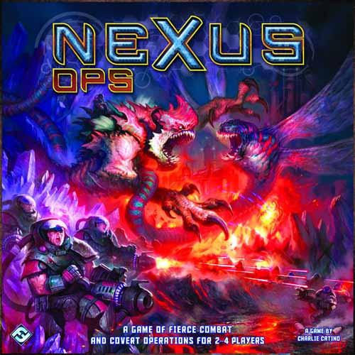 Nexus Ops Board Game -- DEC112055