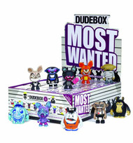 Dudebox Most Wanted Mini Figure 20-Piece BMB Ds -- DEC121607