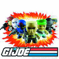 Loyal Subjects X GI Joe Mini Figure 16-Piece BMB Ds Ser 01 -- DEC121610