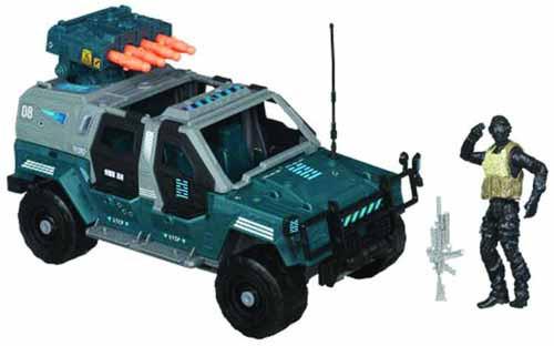 GI Joe 2 Movie Delta Vehicle Assortment 201301 -- DEC121627
