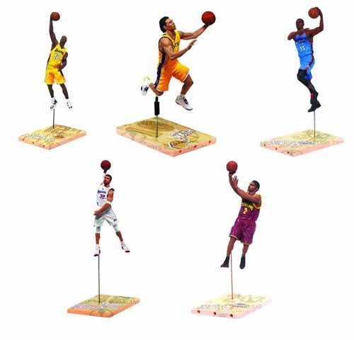 TMP NBA Series 22 Kyrie Irving Action Figure Case -- DEC121657