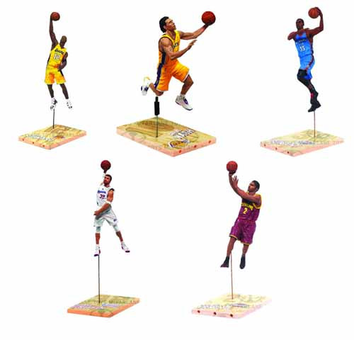 TMP NBA Series 22 Steve Nash Action Figure Case -- DEC121658
