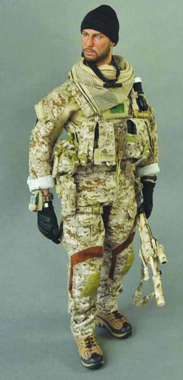 Medal Of Honor Warfighter 1/6 Preacher Action Figure -- DEC121680