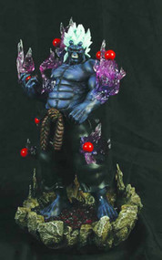 Street Fighter 4 Oni Resin Statue -- DEC121702