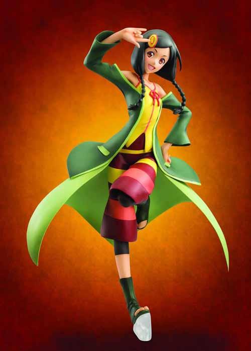 Aquarion Evol Sazanka Bianca EX Model PVC Figure -- DEC121713