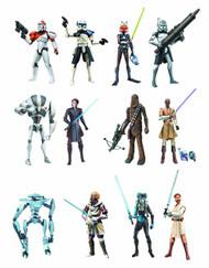 Star Wars Clone Wars Action Figure Assortment 201203 -- APR121767