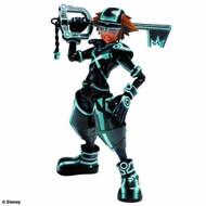 Kingdom Hearts 3D Play Arts Kai Sora Action Figure Tron Ver -- DEC121761