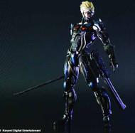 Metal Gear Rising Revengeance Play Arts Kai Raiden AF -- DEC121765