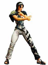 Tekken Tag Tournament 2 Play Arts Kai Jun Kazama Action Fig -- DEC121779