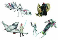 Star Wars Class I Fleet Vehicle Assortment 201203 -- APR121768
