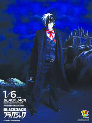 Black Jack 1/6 Scale Action Figure -- DEC121799