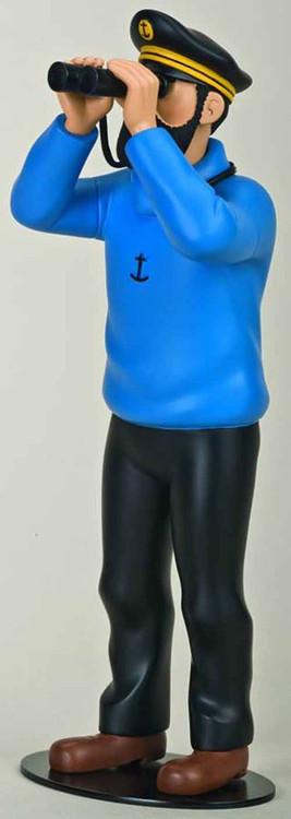 Tintin Haddock The Mariner Resin Statue -- DEC121811
