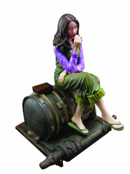 Firefly Kaylee Big Damn Heroes Maquette -- Serenity -- APR121785