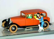 Tintin Transports Voiture De Wang Jen Ghie #2 -- DEC121816