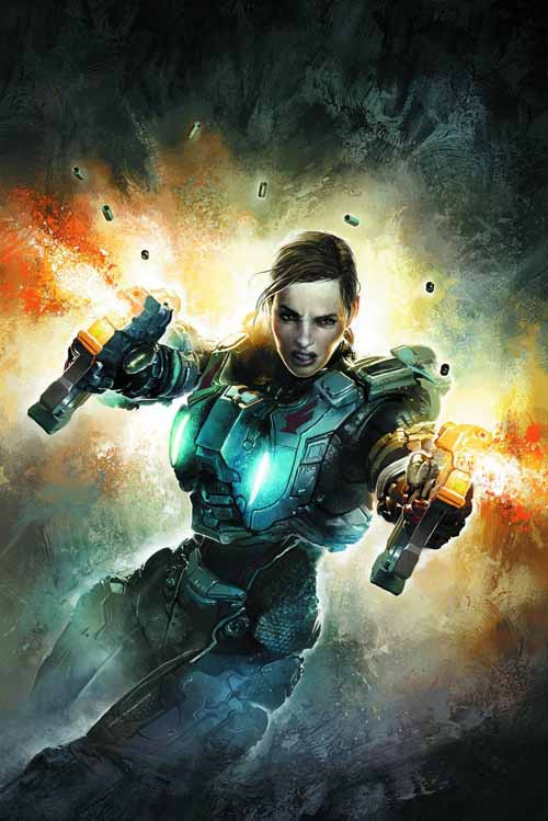 Halo Escalation #3 -- DEC130062