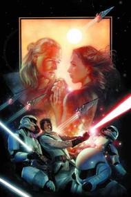 Star Wars #5 (of 8) Lucas Draft -- DEC130073