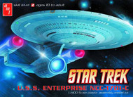 Star Trek 1/1400 Enterprise 1701-C Model Kit -- APR121792
