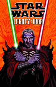 Star Wars Legacy TPB Vol 11 War -- DEC130082