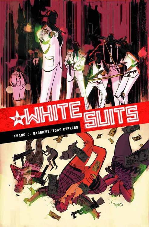 White Suits #1 (of 4) -- DEC130110