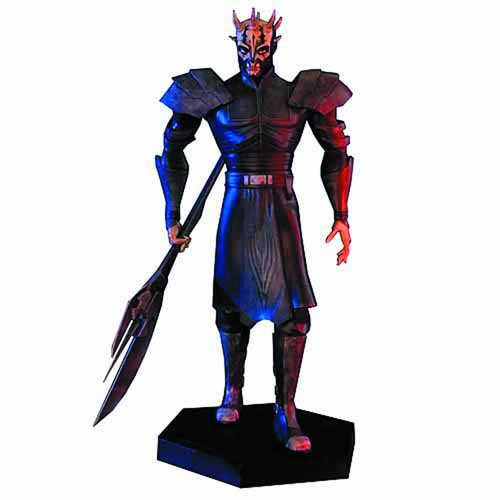 Star Wars Clone Wars Savage Oppress Statue -- Gentle Giant -- APR121797