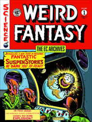 EC Archives Weird Fantasy HC Vol 01 -- DEC130136