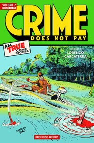Crime Does Not Pay Archives HC Vol 07 -- DEC130138