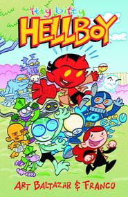 Itty Bitty Hellboy TPB -- DEC130139