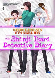 NG Evangelion Shinji Detective Diary TPB Vol 02 -- DEC130142